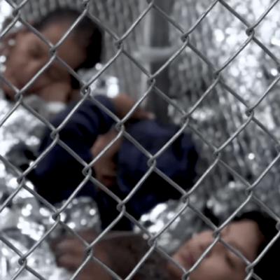 Tibia protesta de México por niños migrantes 'enjaulados' en EU