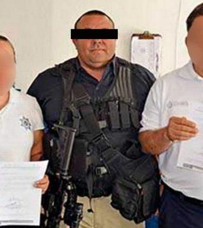 Dan muerte a exfuncionario policiaco 'duartista' en Veracruz