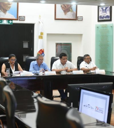 Diputados proponen expedir una nueva Ley Orgánica del Poder Legislativo