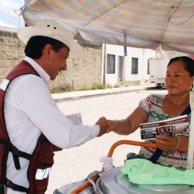 Jesús Pool dice que pugnará por regresar el IVA a 8% en Quintana Roo y a no incrementar los impuestos en el 2019
