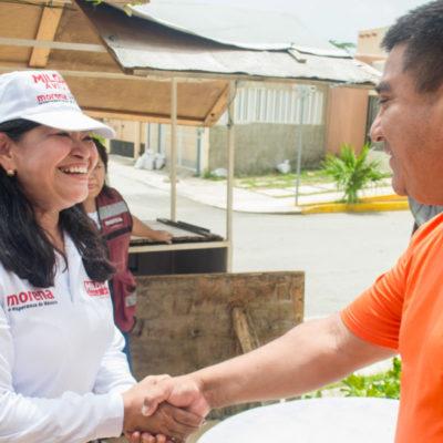 """""""Aún falta trabajar en tema de prevención, infraestructura y capacitación de corporaciones policíacas para brindar seguridad"""", afirma Mildred Ávila"""