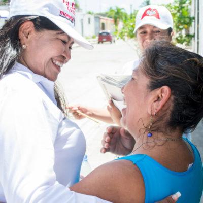 Se compromete Mildred Ávila a retomar proyectos artísticos para desarrollo cultural de ciudadanos