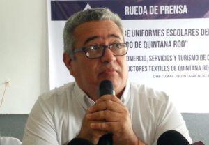 Empresarios quintanarroenses denuncian amenazas por parte de representante de textilera poblana, luego de ganar licitación para elaborar uniformes escolares