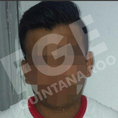 UN MENOR MATÓ A OTRA MENOR: Capturan a presunto feminicida de la adolescente Amaraini en la Región 227 de Cancún