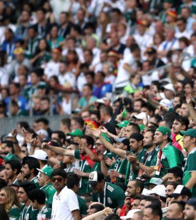Multa FIFA a México con 10 mil dólares por grito homofóbico en partidos mundialistas