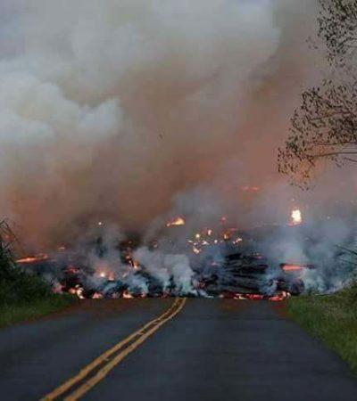 """MONITOREA QR EMERGENCIA EN GUATEMALA: """"La erupción del volcán de Fuego no representa riesgo para la zona sur"""", asegura Protección Civil"""