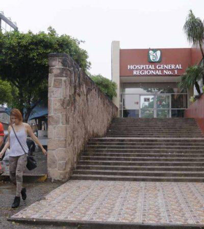 Despiden a enfermera por nalguear a menor internada en clínica del IMSS en Sinaloa