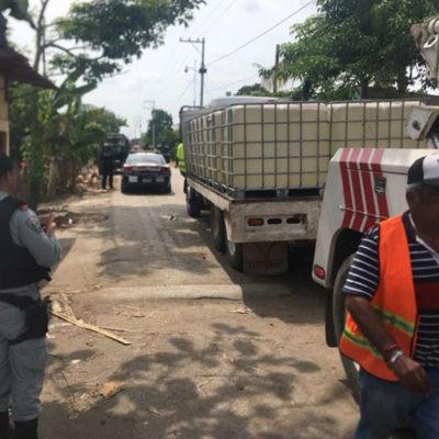 Recuperan 10 mil litros de gasolina robada en Tabasco