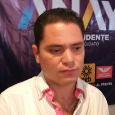 Rompeolas: El grosero fracaso de Juan Carlos Pereyra como coordinador del 'Frente' en QR