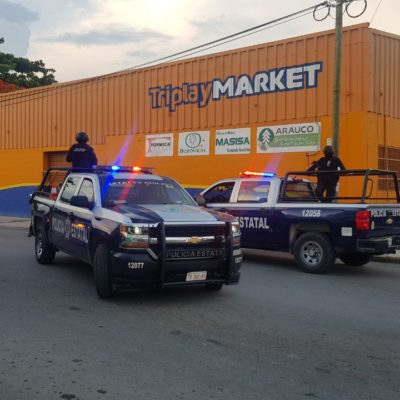 Roban 40 mil pesos a un hombre en la 231 de Cancún
