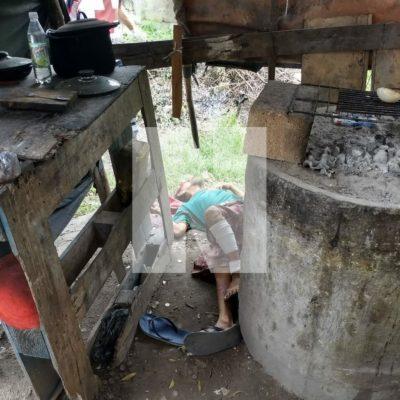 EJECUTADO A BALAZOS EN LA REGIÓN 247: Matan a un hombre en la colonia irregular Guerrero de Cancún