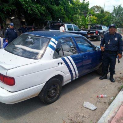 En cinco meses, recupera policía 14 autos robados