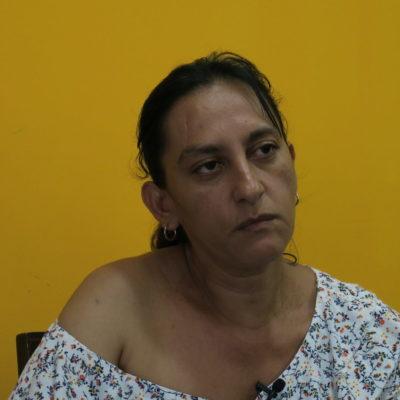 """""""LOS POLICÍAS NO HAN DICHO QUE HICIERON CON ELLOS"""": Madre de joven colombiana desaparecida en Cancún junto con otros tres paisanos reclama respuestas ante el nulo avance de la investigación; tras su reunión con el Fiscal, """"me dejó en las mismas"""", dice"""