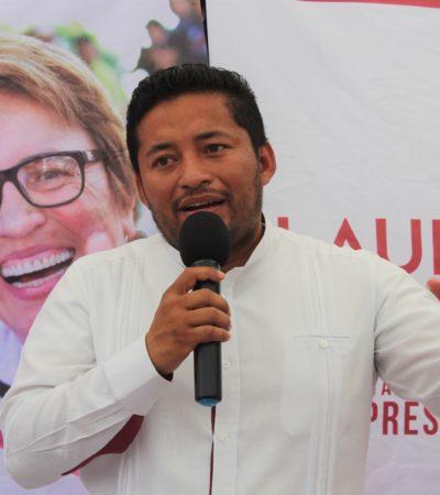 Denuncia PES, PAN y morenistas a Omar Sánchez Cutis por supuesta duplicidad de cartas de residencia en BJ y Solidaridad; él se deslinda y anuncia contrademanda