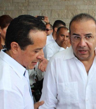 Cancún no está al margen de la condición del país, pero son visibles las acciones por parte de las fuerzas armadas en el tema de seguridad, dice Alfonso Navarrete Prida, secretario de Gobernación
