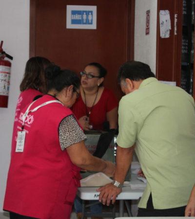 Previo a la jornada electoral, INE aprueba contratación de 30 CAES para desahogar actividades en el consejo del IEQROO en Solidaridad