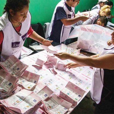 Conteo rápido del INE será 95% fiable y se dará a conocer a las 23:00 horas el mismo día de la elección
