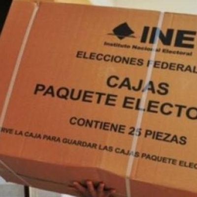 Ahora roban casi 3 mil boletas electorales en el sur de Veracruz