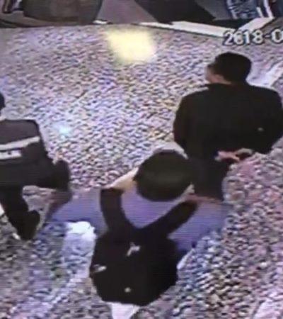 ¿LO HAN EXTORSIONADO PIDIÉNDOLE 10 MIL PESOS POR NO CLAUSURAR?: Captan a sujetos que se hacen pasar por inspectores de la Dirección Fiscalización, en Cancún