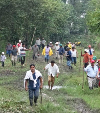 Echan colonos a invasores de la reserva El Zapotal en Tuxtla Gutiérrez