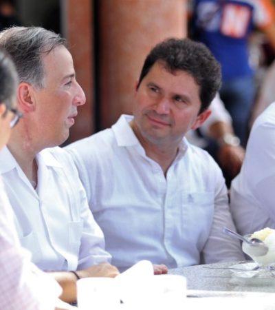 EXHIBEN RED DE ESPECULACIÓN INMOBILIARIA DE MAURICIO SAHUÍ: A unos días de la elección, denuncian más de 600 propiedades atribuidas al candidato del PRI a la gubernatura de Yucatán