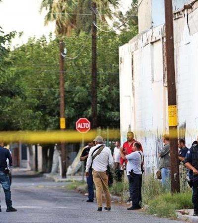 VIOLENCIA EN CHIHUAHUA: Matan a 6 que festejaban el triunfo de la Selección; 5 más ejecutados en una peluquería