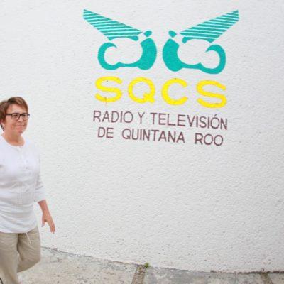Resaltan participación de Laura Beristaín en el debate de Solidaridad