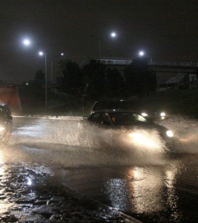 Cobran lluvias primera víctima mortal en Monterrey