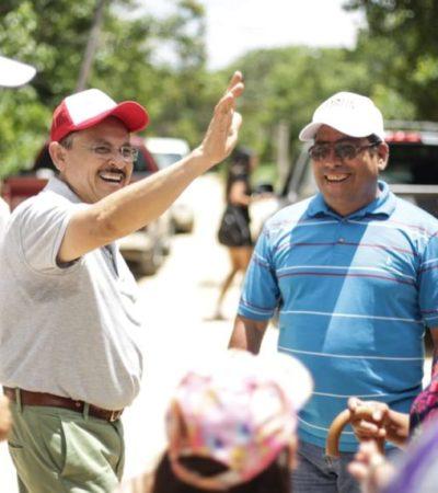 Martín de la Cruz Gómez asegura que resolverá los problemas que tiene Solidaridad