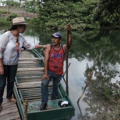 Marybel Villegas se compromete con comunidades del sur; afirma que trabajará para gestionar e impulsar proyectos en beneficio del campo