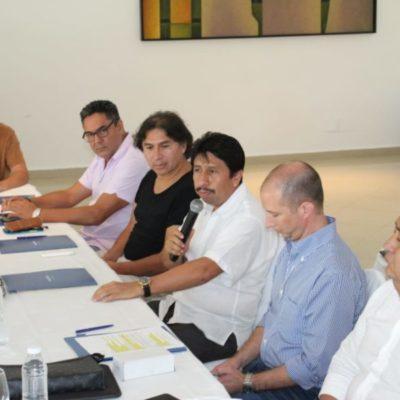 Se reúne Víctor Mas con empresarios hoteleros; se compromete a remediar los males de las últimas administraciones en Tulum