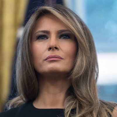 Alza Melania Trump la voz por migrantes en inusitada postura política; pide acuerdo entre republicanos y demócratas