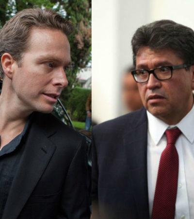 Difunde Jesús Ortega audio que comprueba, dice, 'confabulación' entre Peña y AMLO