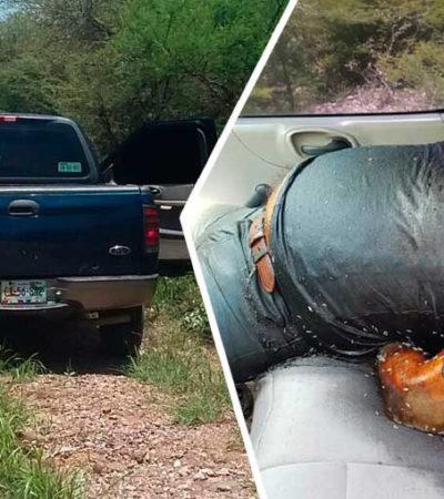 Podría ser chiapaneco sujeto ejecutado en La Ventosa, Oaxaca