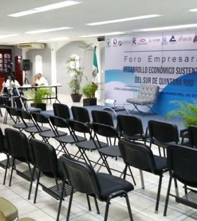 Se pospone encuentro entre empresarios y candidatos a OPB por falta de quorum de los postulantes