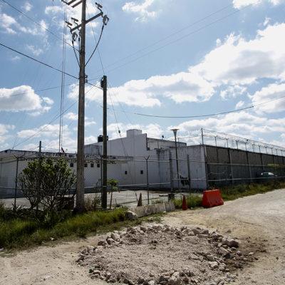 Operativo 'Troya' asegura presunta droga en Cereso de Cancún