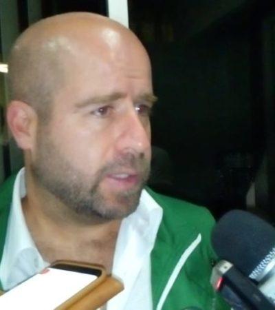José de la Peña rechaza el clima de violencia en contra de candidatos del PRI