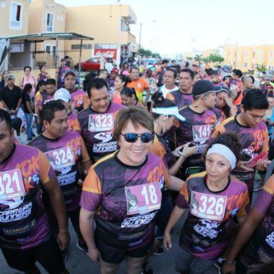 Laura Beristaín asegura que impulsará los deportes entre los jóvenes de Solidaridad