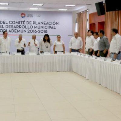 Aprueban nuevo Reglamento de Planeacion en Benito Juárez