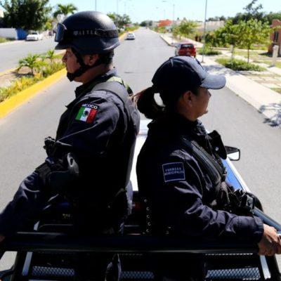 Seguridad Pública de BJ se alista para resguardar jornada electoral del primero de julio