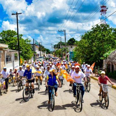 Julián Ricalde impulsará una universidad pública para Kantunilkin, dice