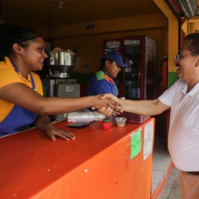 Quiere Martín de la Cruz recuperar la grandeza de Solidaridad con el respaldo de los trabajadores