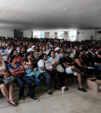 Marybel Villegas asegura que el 'Ejército Electoral de Morena' ya está listo para cuidar las elecciones