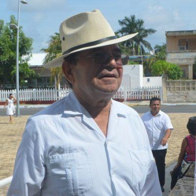 Ahora que Mario Villanueva Madrid ha vuelto a Quintana Roo que se preocupen quienes lo traicionaron y le dieron la espalda: Raúl Santana Bastarrachea