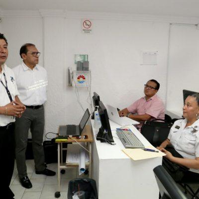 Inician capacitación de funcionarios de Cancún para poner en marcha el Servicio de Información y Proyectos del Municipio