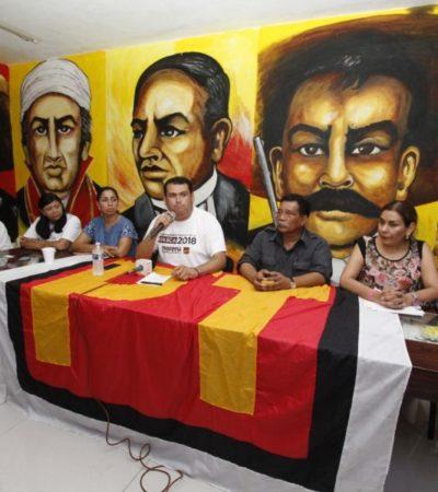 """""""QUE INVESTIGUEN A TODOS, INCLUYENDO A JUAN CARRILLO"""": Edgar Gasca se deslinda de ataque contra candidata del PRI a regiduría en Isla Mujeres"""