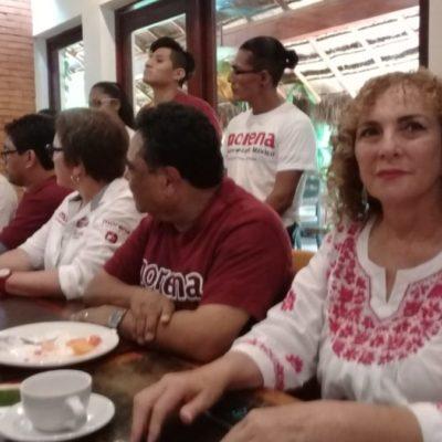"""La senadora Luz María Beristaín exige al Gobernador """"no meter las manos"""" en la elección"""