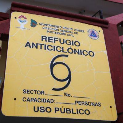 Ayuntamiento de Benito Juárez se declara listo para temporada de huracanes