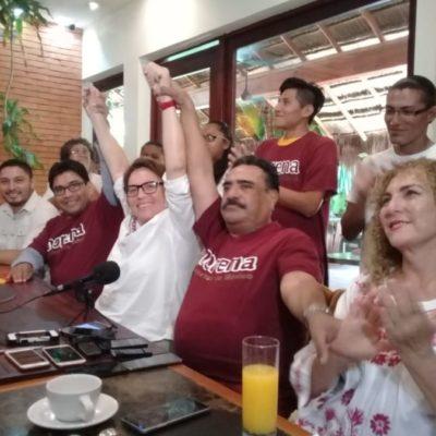 OFICIALIZAN ARRIBO DE 'CHANO' TOLEDO A MORENA: El ex Alcalde de Solidaridad da otro un viraje en su trayectoria para sumarse como síndico en la planilla de Laura Beristaín