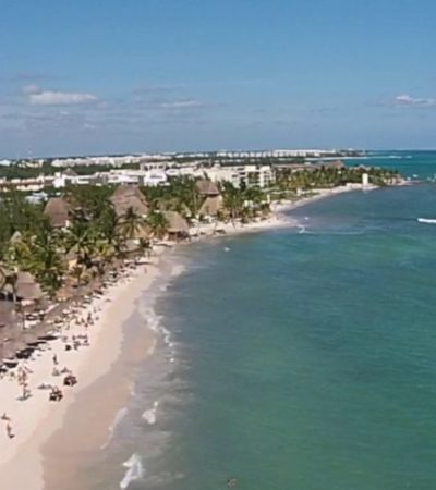 Sólo Profepa puede sancionar ecocidio en Coco Beach, dice Samaria Angulo